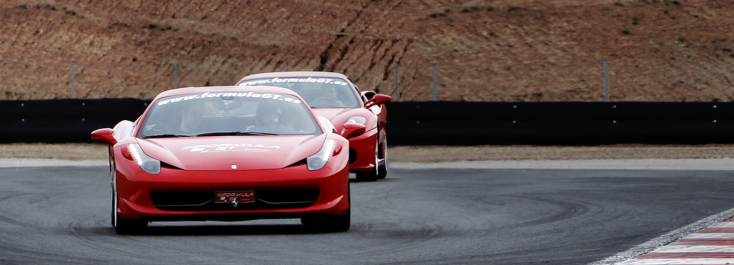 Conducir un Ferrari 458 Italia en Los Arcos (Navarra)