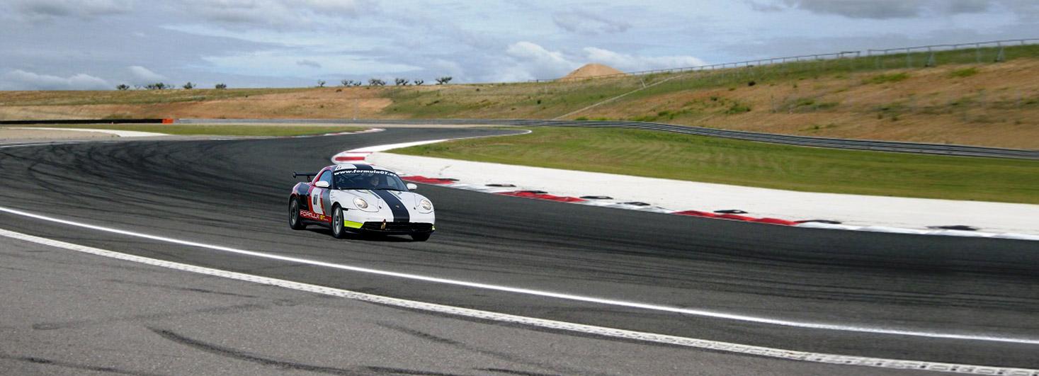 Conducir un Porsche Boxster Cup en el circuito Los Arcos (Navarra)